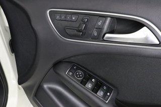 2014 Mercedes-Benz B180 246 MY14 White 7 Speed Auto Direct Shift Hatchback