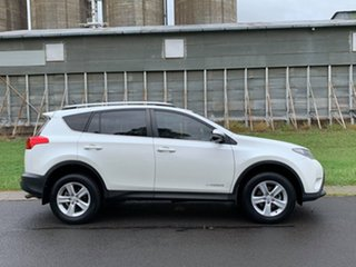 2014 Toyota RAV4 ALA49R MY14 Upgrade GXL (4x4) Crystal Pearl 6 Speed Automatic Wagon