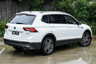 2021 Volkswagen Tiguan 5N MY21 140TDI Highline DSG 4MOTION Allspace White 7 Speed.