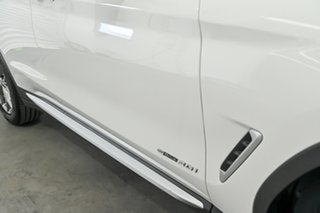 2018 BMW X3 G01 sDrive20i Steptronic White 8 Speed Automatic Wagon.