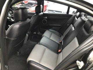 2010 Holden Commodore VE II SS V Black 6 Speed Manual Sedan