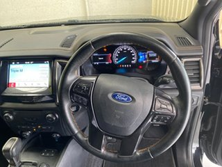 2018 Ford Ranger PX MkIII 2019.00MY Wildtrak Black 6 Speed Sports Automatic Utility