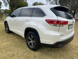 2017 Toyota Kluger GSU50R MY17 GX (4x2) Crystal Pearl 8 Speed Automatic Wagon