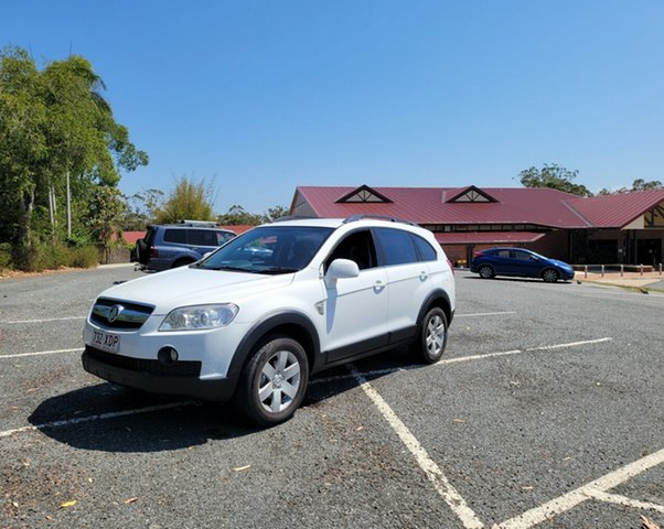 Used Holden Captiva CG LX (4x4) Southport, 2007 Holden Captiva CG LX (4x4) 5 Speed Automatic Wagon
