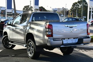 2021 Mitsubishi Triton MR MY21 GLS (4x4) Sterling Silver 6 Speed Automatic Double Cab Pick Up.
