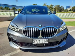 2020 BMW 1 Series F40 118i DCT Steptronic M Sport Grey 7 Speed Sports Automatic Dual Clutch.