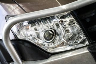 2012 Mitsubishi Pajero NW MY13 GLX-R LWB (4x4) Brown 5 Speed Auto Sports Mode Wagon