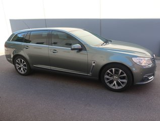 2013 Holden Calais VF MY14 Sportwagon Grey 6 Speed Sports Automatic Wagon