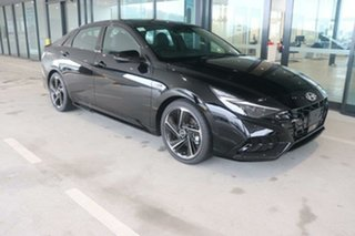 2020 Hyundai i30 CN7.V1 MY21 N Line D-CT Premium Phantom Black 7 Speed Sports Automatic Dual Clutch.