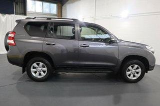 2014 Toyota Landcruiser Prado KDJ150R MY14 GXL Grey 5 Speed Sports Automatic Wagon