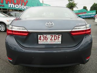 2019 Toyota Corolla ZRE172R Ascent S-CVT Grey 7 Speed Constant Variable Sedan