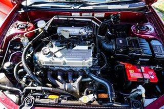 2002 Mitsubishi Lancer CE2 MY02.5 GLi Red 4 Speed Automatic Sedan