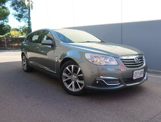 2013 Holden Calais VF MY14 Sportwagon Grey 6 Speed Sports Automatic Wagon.