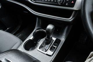2014 Toyota Kluger GSU50R GX Red Sports Automatic SUV