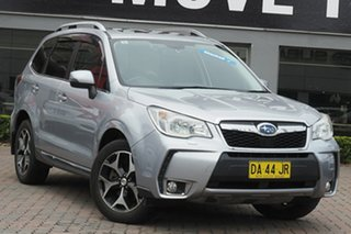 2013 Subaru Forester S4 MY13 XT Lineartronic AWD Premium Silver 8 Speed Constant Variable Wagon.