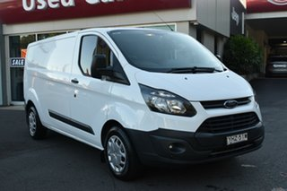 2017 Ford Transit Custom VN 340L (Low Roof) White 6 Speed Automatic Van