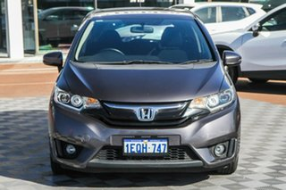 2014 Honda Jazz GF MY15 VTi-S Grey 1 Speed Constant Variable Hatchback