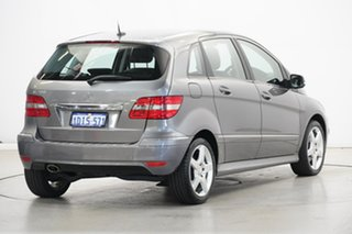 2010 Mercedes-Benz B-Class W245 MY10 B200 Grey 7 Speed Constant Variable Hatchback