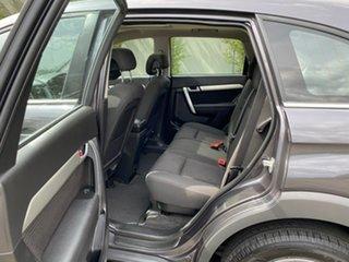 2013 Holden Captiva CG Series II MY12 7 SX Grey 6 Speed Sports Automatic Wagon