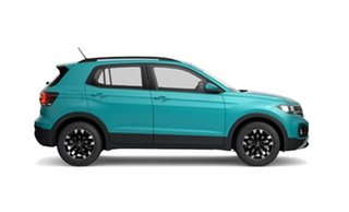 2021 Volkswagen T-Cross C1 MY21 85TSI DSG FWD Life Makena Turquoise Metallic 7 Speed