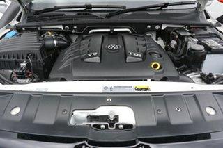 2020 Volkswagen Amarok 2H MY20 TDI550 4MOTION Perm Sportline White 8 Speed Automatic Utility