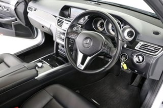 2013 Mercedes-Benz E220 212 MY13 CDI Silver 7 Speed Automatic Sedan