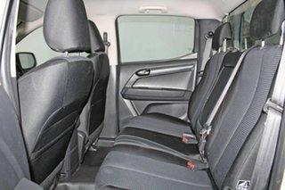 2015 Isuzu D-MAX TF MY15 SX (4x2) White 5 Speed Automatic Crew Cab Chassis
