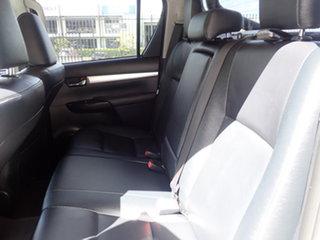 2017 Toyota Hilux GUN126R TRD Black (4x4) Anniversary Black 6 Speed Automatic Dual Cab Utility