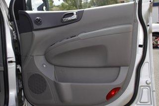 2012 Kia Grand Carnival VQ MY12 SI Silver 6 Speed Sports Automatic Wagon