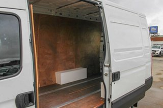2014 Iveco Daily MY12 35S15 LWB/Mid White 6 Speed Automated Manual Van.