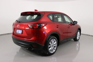 2014 Mazda CX-5 MY13 Upgrade Grand Tourer (4x4) Soul Red 6 Speed Automatic Wagon