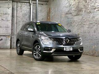 2019 Renault Koleos HZG Zen X-tronic Grey 1 Speed Constant Variable Wagon.