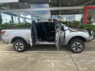 2016 Mazda BT-50 Silver 6 Speed 6 SP Auto Active Select Utility