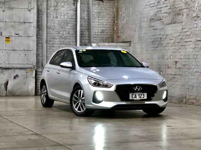 Used Hyundai i30 PD MY18 Active Mile End South, 2017 Hyundai i30 PD MY18 Active Silver 6 Speed Sports Automatic Hatchback