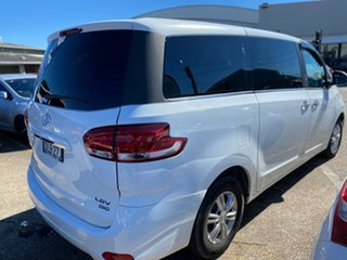 2017 LDV G10 SV7A 6 Speed Sports Automatic Wagon.