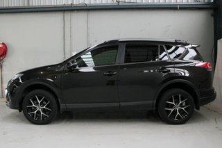 2018 Toyota RAV4 ALA49R MY18 GXL (4x4) Brown 6 Speed Automatic Wagon