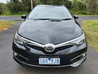 2016 Toyota Corolla ZRE182R Ascent Sport Black Constant Variable Hatchback