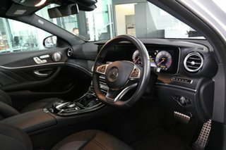 2017 Mercedes-Benz E-Class W213 E43 AMG 9G-Tronic PLUS 4MATIC Silver 9 Speed Sports Automatic Sedan