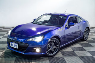 2014 Subaru BRZ Z1 MY15 Special Edition Blue 6 Speed Manual Coupe.