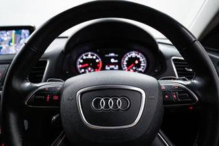 2018 Audi Q3 8U MY18 TFSI S Tronic Red/Black 6 Speed Sports Automatic Dual Clutch Wagon