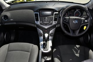 2012 Holden Cruze JH Series II MY13 Equipe White 6 Speed Sports Automatic Hatchback