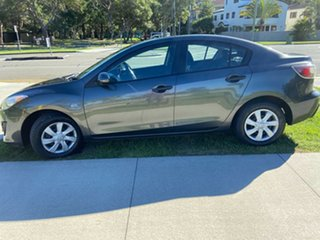 2011 Mazda 3 BL10F1 MY10 Neo Grey 6 Speed Manual Sedan