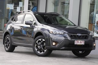 2021 Subaru XV G5X MY21 2.0i Premium Lineartronic AWD Magnetite Grey 7 Speed Constant Variable Wagon.