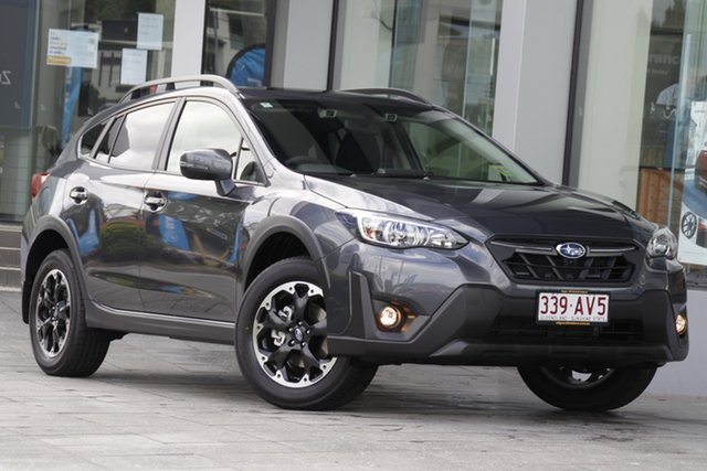 Demo Subaru XV G5X MY21 2.0i Premium Lineartronic AWD Mount Gravatt, 2021 Subaru XV G5X MY21 2.0i Premium Lineartronic AWD Magnetite Grey 7 Speed Constant Variable Wagon