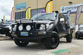 2006 Nissan Navara D40 ST-X (4x4) 6 Speed Manual Dual Cab Pick-up.