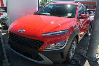 2020 Hyundai Kona Os.v4 MY21 Active 2WD Ignite Flame 8 Speed Constant Variable Wagon.