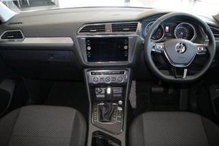 2020 Volkswagen Tiguan 5N MY21 110TSI Comfortline DSG 2WD Allspace Platinum Grey 6 Speed