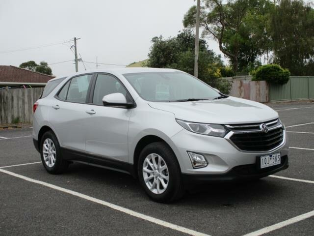 Used Holden Equinox LS+ Timboon, 2019 Holden Equinox EQ Turbo LS+ Nitrate Automatic Wagon