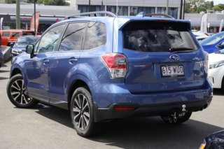 2016 Subaru Forester S4 MY16 2.0D-S CVT AWD Quartz Blue 7 Speed Constant Variable Wagon.