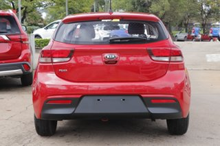 2019 Kia Rio YB MY19 S Red 4 Speed Sports Automatic Hatchback